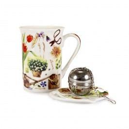 Garden 3dielna čajová súprava,