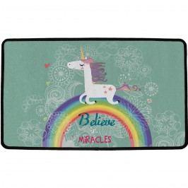 Vnútorná multifunkčná rohožka Belive miracles, 75 x 45 cm