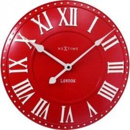 Nextime 3083ro nástenné hodiny