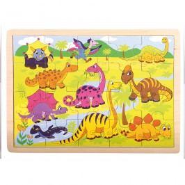 Puzzle Dinosaury