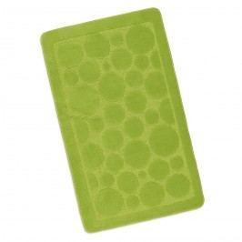 Kúpeľňová predložka Standard Svetlo zelená bublina, 60 x 100 cm