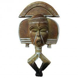Závesná dekoratívna maska BAHAMA