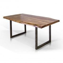 Jedálenský stôl GURU 220x100 akácia lak