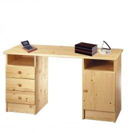 Písací stôl 847 lakovaný