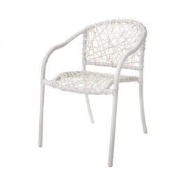 Bílá židle NEST