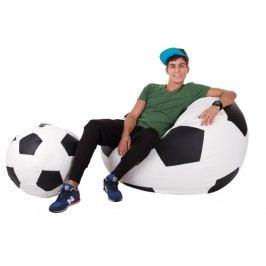 Sedací vak Futbal XXXL+L (ES 01 + ES 22)