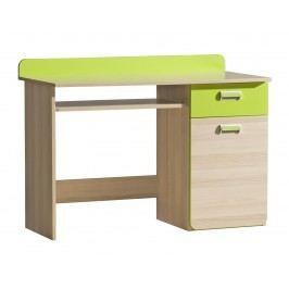 PC stolík Lavendon L10 (zelená)