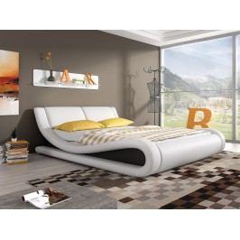 Manželská posteľ 180 cm Lilia 13 (s matracom a roštom)