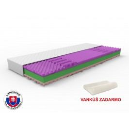 Penový matrac Tamara 200x80 cm (T3/T4) *vankúš ZADARMO