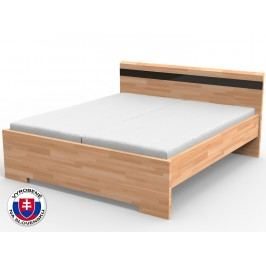 Manželská posteľ 220x160 cm Mona (masív)
