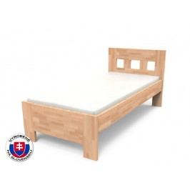 Jednolôžková posteľ 210x90 cm Jana Senior