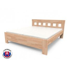 Manželská posteľ 220x160 cm Jana Senior