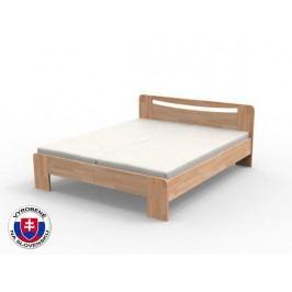 Manželská posteľ 200x140 cm Sofia (masív)