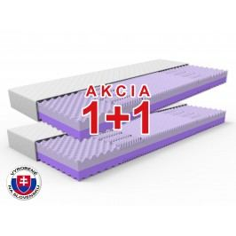 Penový matrac Happy 200x80 cm (T3/T3,5) *AKCIA 1+1