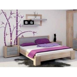 Manželská posteľ 160 cm Viki VIK 11