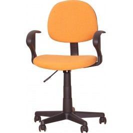 Kancelárska stolička TC3-227 oranžová