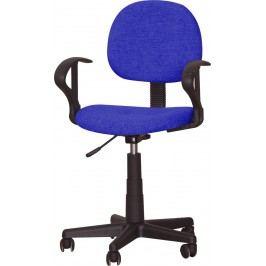 Kancelárska stolička TC3-227 modrá