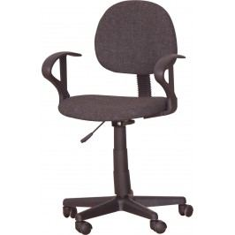 Kancelárska stolička TC3-227 čierna