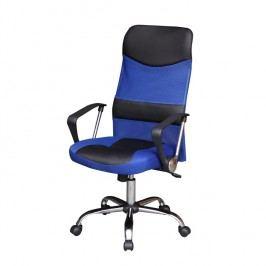 Kancelárska stolička TC3-973M New modrá