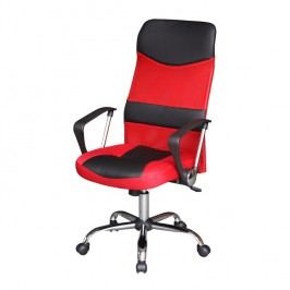 Kancelárska stolička TC3-973M New červená