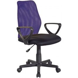 Kancelárska stolička BST 2010 modrá