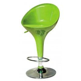 Barová stolička Alba Nova zelená