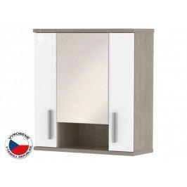 Kúpeľňová skrinka na stenu Lessy Li01