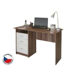 PC stolík Samson Slivka + Biela