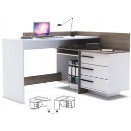 Rohový PC stolík Tale 484879