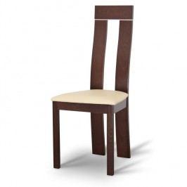 Jedálenská stolička Desi orech