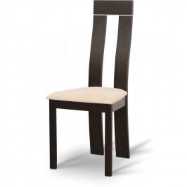 Jedálenská stolička Desi wenge