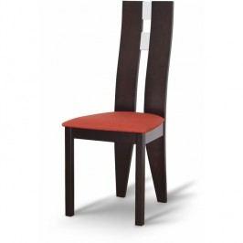 Jedálenská stolička Bona wenge