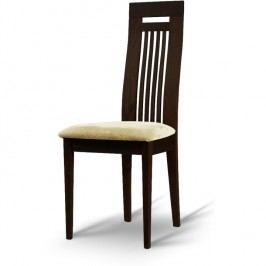 Jedálenská stolička Edina wenge