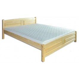 Manželská posteľ 180 cm LK 104 (masív)