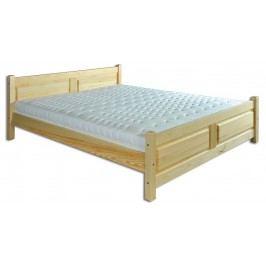 Manželská posteľ 160 cm LK 115 (masív)