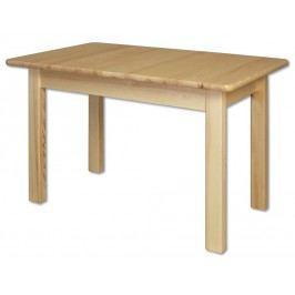 Jedálenský stôl ST 101 (120-155x80 cm) (pre 4 až 6 osôb)
