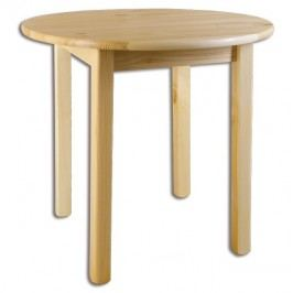 Jedálenský stôl ST 105 (90x90 cm) (pre 4 osoby)