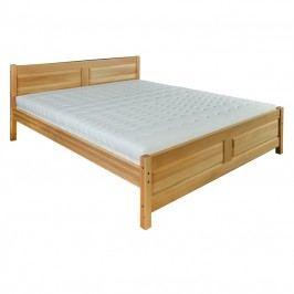 Manželská posteľ 160 cm LK 109 (buk) (masív)