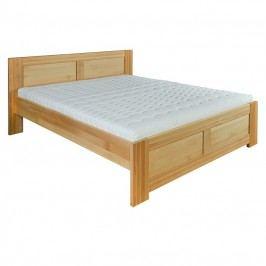Manželská posteľ 200 cm LK 112 (buk) (masív)