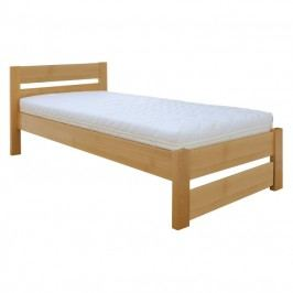 Jednolôžková posteľ 80 cm LK 180 (buk) (masív)
