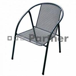 Záhradná stolička Iris (kov)