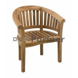 Záhradná stolička Omega (Teak)