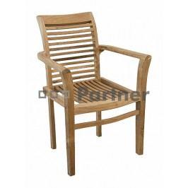Záhradná stolička New (Teak)