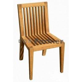 Záhradná stolička Wells (Teak)