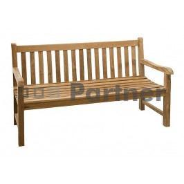 Záhradná lavička Roma 150 (Teak)