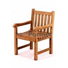 Záhradná stolička Roma (Teak)