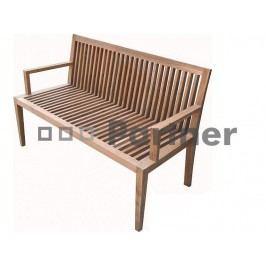 Záhradná lavička Wells (Teak)