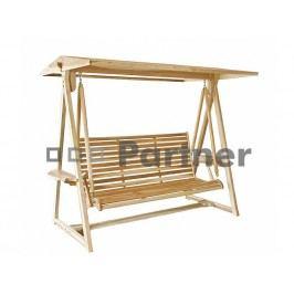 Záhradná hojdačka Palma swing (Teak)