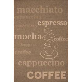 Kusový koberec Finca 510 Coffee