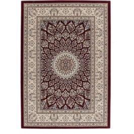 Kusový koberec Mashad 130 Red